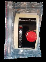 Natural & Kosher Mozzarella Cheese Slices, 6 Oz