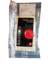 Natural & Kosher Pepper Jack Cheese Slices, 6 Oz