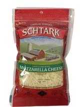 Schtark Fancy Shredded Mozzarella Cheese, 226g