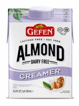Gefen Dairy Free Almond Creamer, 500ml
