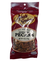 Nuts Galore! Shelled Pecans, 113g