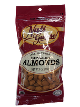 Nuts Galore! Shelled Almonds, 170g