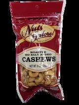 Nuts Galore! Roasted No Salt Added Cashews, 170g