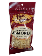 Nuts Galore! Slivered Almonds, 170g