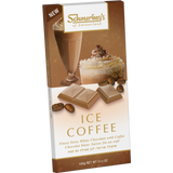 Schmerling's Ice Coffee Chocolate Bar, 100g