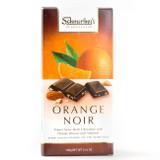 Schmerling's Orange Chocolate Bar, 100g