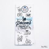 Rite Lite Passover Tea Towel