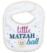 Rite Lite Little Matzah Ball Passover Bib