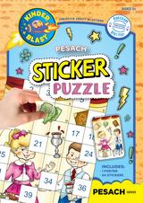 Kinder Blast Pesach Sticker Puzzle