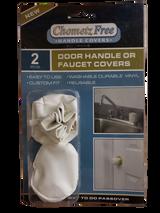 Convenie Door Handle or Faucet Covers, 2pk