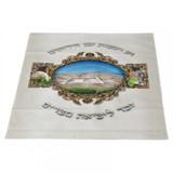 Ner Mitzvah Disposable Matzah Bag 14x14, 4pk