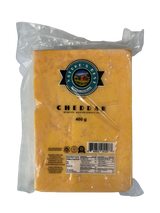 Nature's Best Yellow Cheddar Cheese, 400g