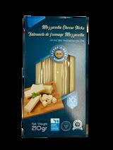 Nature's Best Mozzarella Cheese Sticks, 210g