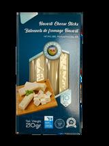 Nature's Best Havarti Cheese Sticks, 210g