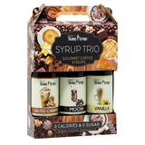 Skinny Syrups Classic Syrups 3pk, 375ml