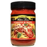 Walden Farms Tomato & Basil Sauce, 340G
