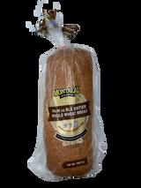 Montreal Kosher Whole Wheat Bread, 20 Oz