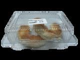 Montreal Kosher Cheese Bagel W/Sugar, 2PK