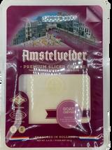 Amstelvelder Premium Goat Sliced Cheese, 125g