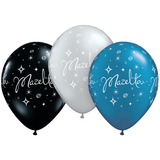 Mazel Tov Latex Balloons