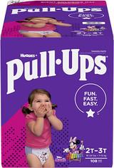 Huggies Pull-Ups 2T-3T, 128CT