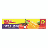 Food Storage Bags 75/pk