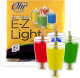 "Ohr E-Z Light Liquid Oil ""Colored"" (Medium, 2.5 Hours)"