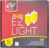 Ohr E-Z Light Jelled Oil (Small, 1.5 Hours)