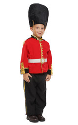 Deluxe Royal Guard Dress up Set