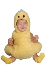 Cute Little Baby Duck Costume Set