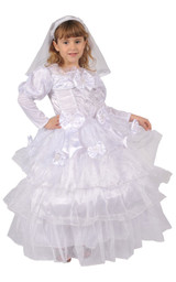 Exquisite Bride Costume