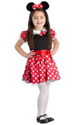Charming Miss Mouse Costume