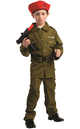 Israeli Soldier Costume