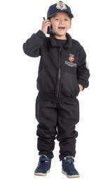 Hatzolah Rescuer Costume
