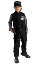 Jr. SWAT Team Costume