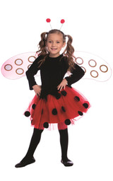 Ladybug Dress Costume