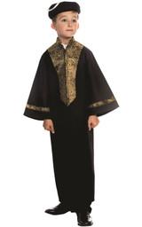 Sephardic Chacham Rabbi Costume