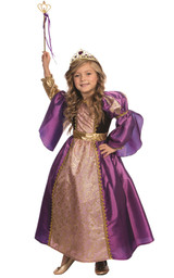 Purple Royalty Princess Costume