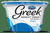 Norman's Nonfat Plain Greek Yogurt, 6 Oz