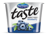 The Taste of a great Blueberry can help get your day off to a great start! Ultimate mouth-watering yogurt experience.  You���ll love the all natural ingredients and the healthy goodness in every spoonful.
