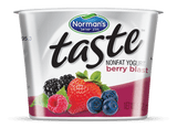 The Taste of a great Berry blast Non Fat Yogurt can help get your day off to a great start! Ultimate mouth-watering yogurt experience.  You���ll love the all natural ingredients and the healthy goodness in every spoonful.