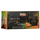 Dark Chocolate with Orange Flavoured Mint Cream filling