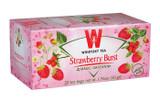 Wissotzky Tea Strawberry Burst 20 TEA BAGS