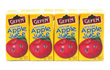 Gefen 100% Apple Juice from Concentrate,4 - 6.75 oz