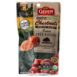 Gefen Organic Whole Roasted and Peeled Chestnuts 85 grams