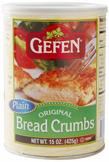 Gefen Original Plain Breadcrumbs 15oz