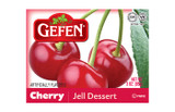 Gefen Jello Cherry, 3-Ounce