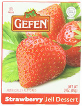 Strawberry Gelatin Dessert  No Artificial Sweetener  No high Fructose and  Corn Syrup  Same Great Taste