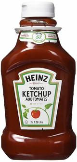 Heinz Tomato Ketchup, 1.25L