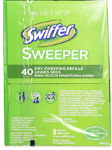 DRY SWEEPER REFILLS 40PK